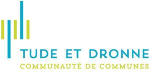 la communauté de communes tude et dronne