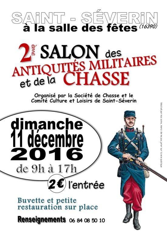 Saint s verin village en sud charente site officiel du - Salon de la chasse saint gely du fesc ...
