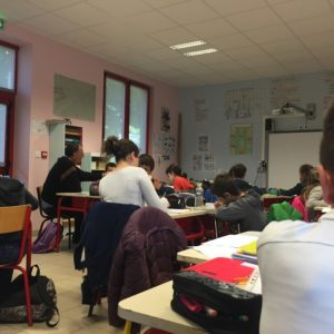 Ecole de Saint Séverin