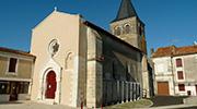 Église et moulins