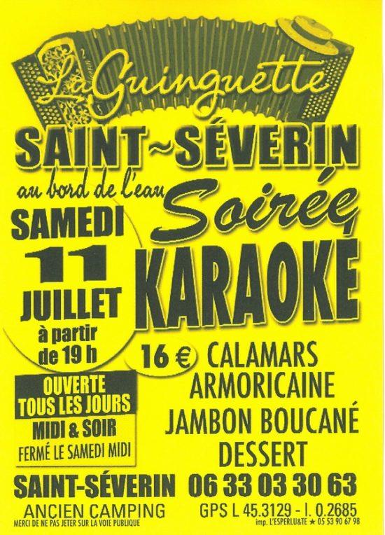 GUINGUETTE SOIREE 11-07